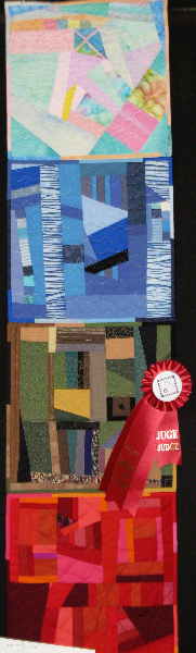 Catégorie H - 2e prix - Lucie Laurin H-702 - Eau, feu, l'invent-terre -