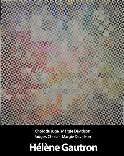 Choix du juge Margie Davidson B6 Hélène Gautron b-6 copy